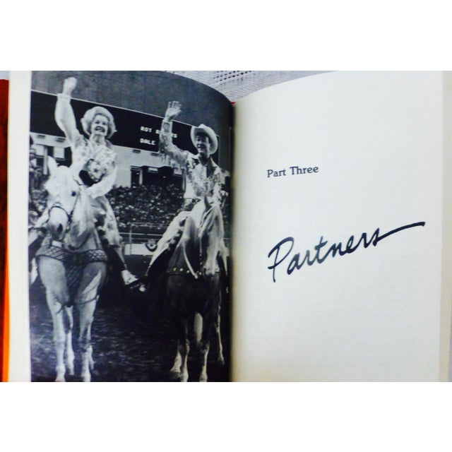 """Roy Rogers and Dale Evans' """"Happy Trails"""" 1979 Book, Signed - Image 9 of 10"""
