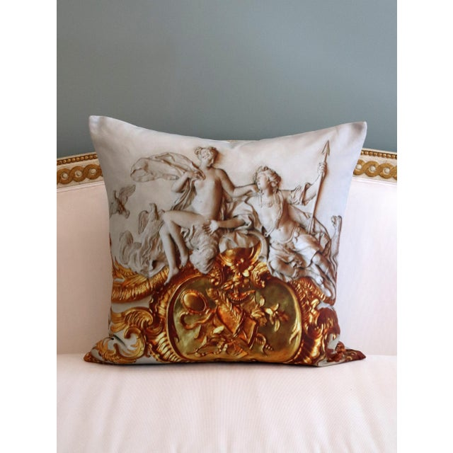 Paris Photo Pillow Hotel De Soubise For Sale - Image 12 of 12