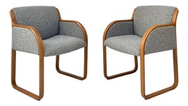 Image of Postmodern Office Chairs