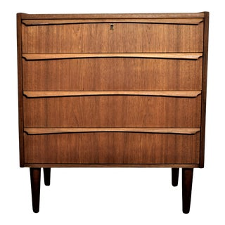 Original Danish Mid Century Dresser - Lotte For Sale