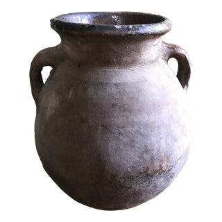 Antique Moroccan Water Jug For Sale