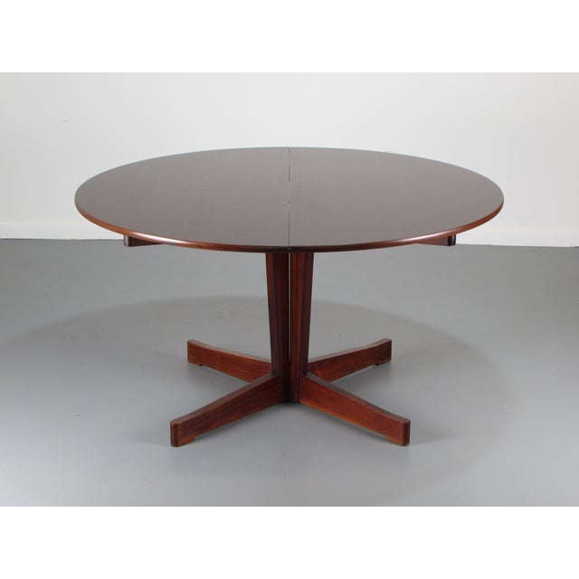 Arne Halvorsen Teak Dining Table - Image 2 of 6