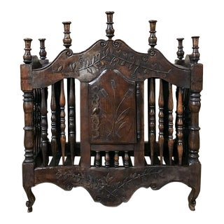 19th Century Country French Provincial Pannetiere For Sale