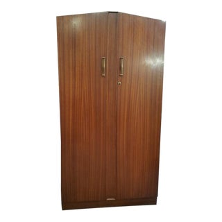 The Little Armoire That Could - Vintage Armoire c.1960s
