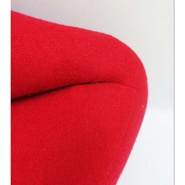 Lips Sofa, Italy, Circa 1980s For Sale - Image 6 of 7