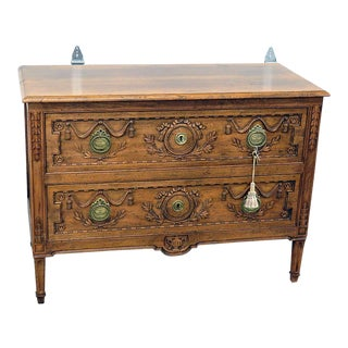 French Provincial Style Commode For Sale
