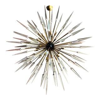 Sole Sputnik Chandelier For Sale