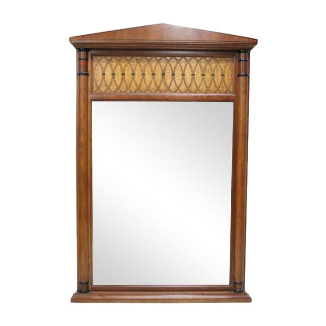 French Empire Mirror by Henredon For Sale