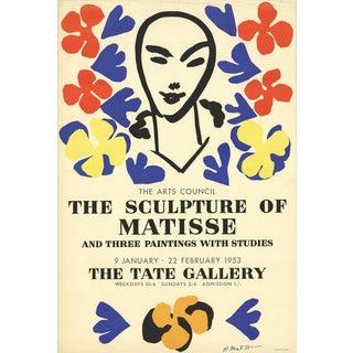 Henri Matisse, the Sculpture of Matisse, 1953, For Sale
