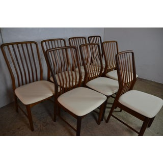 1960s Mid-Century Modern Svend Madsen for Moreddi Dining Set - 9 Pieces - Set of 9 Preview