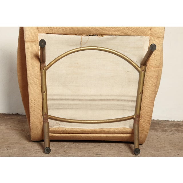 Original Marco Zanuso Lady Chairs, Arflex, Italy, 1960s for Reupholstery For Sale - Image 9 of 10