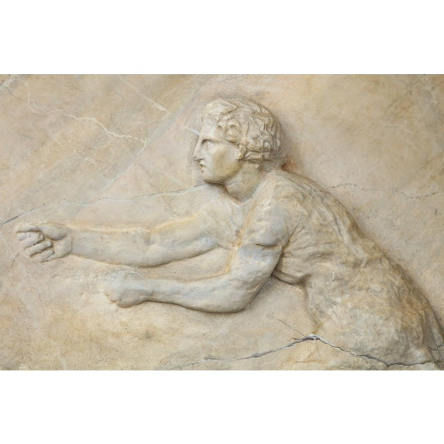 Neoclassical Plaster Panel For Sale In New York - Image 6 of 8