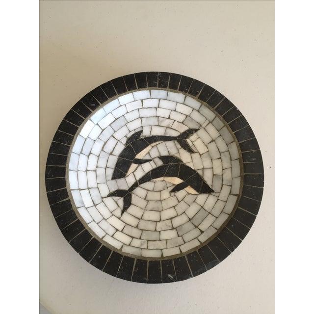Danish Heide Mosaic Bowl - Image 2 of 5