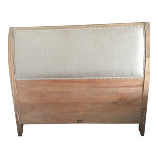 Modern Arhaus Addison Queen Headboard For Sale