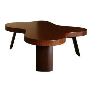 Paul Frankl Amoeba Cork Top Coffee Table