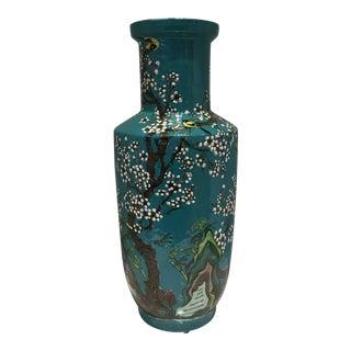 Bungalow 5 Sakura Turquoise Vase For Sale