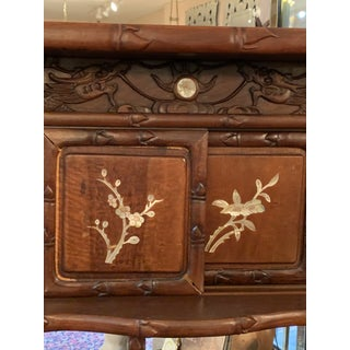 1940s Chinese Mother of Pearl Inlaid Cabinet Preview
