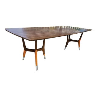 Mid-Century Office Conference Table