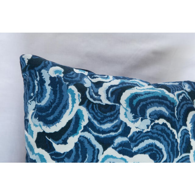 Abstract Kendall Wilkinson in Woodlands Pillow For Sale - Image 3 of 6