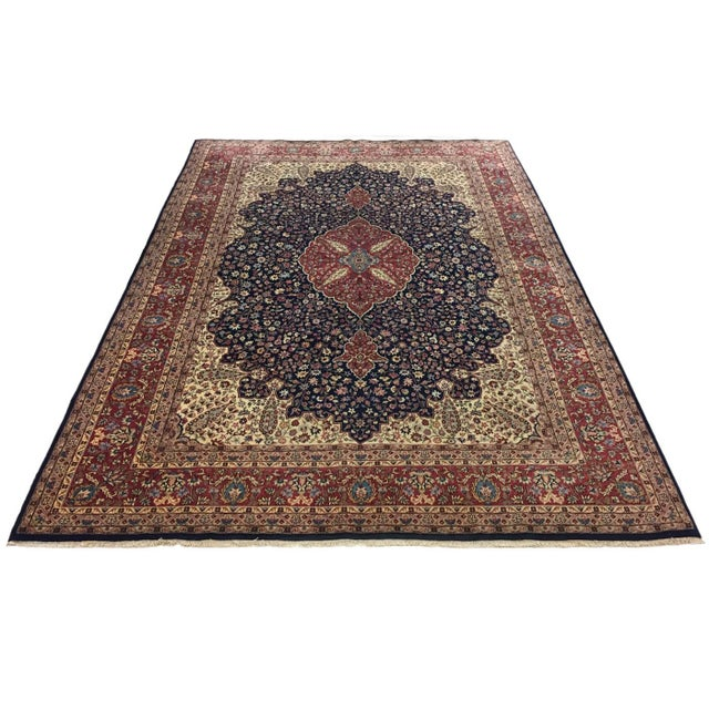 "Traditional Kayseri Carpet - 7'9"" x 10'11"" - Image 2 of 5"