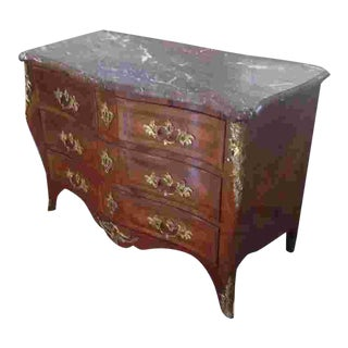 18th C. French Louis XV Commode For Sale