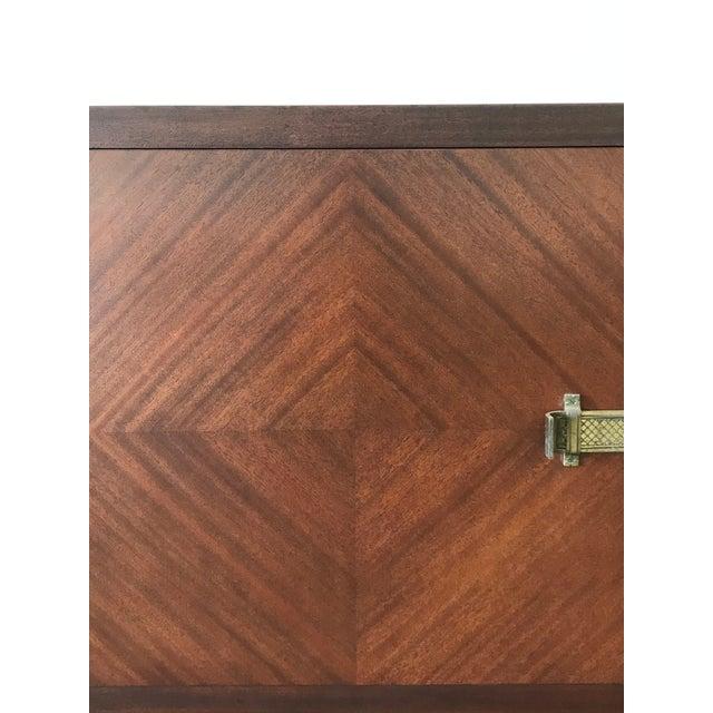 Brown Tommi Parzinger for Charak Modern Sideboard/Credenza For Sale - Image 8 of 12