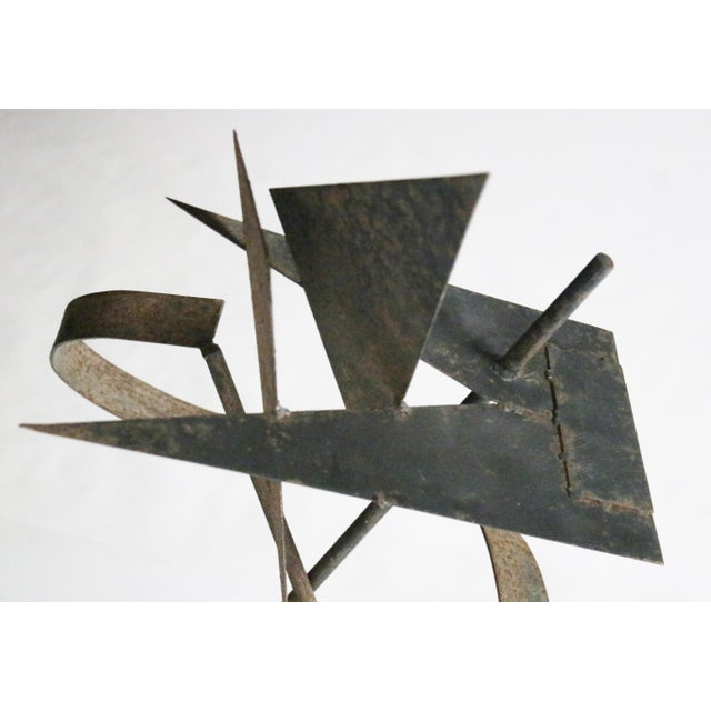 Calder-Style Brutalist Sculpture For Sale In Chicago - Image 6 of 8