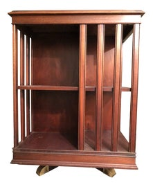 Image of Revolving Bookcases