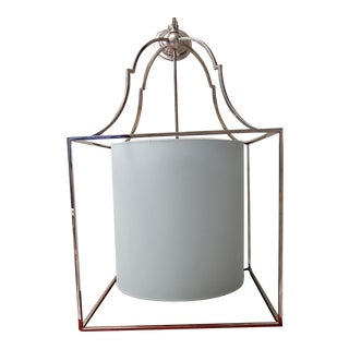 Visual Comfort Gustavian Lantern Pendant For Sale