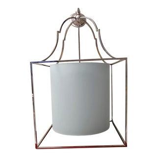 Visual Comfort Gustavian Lantern Pendant For Sale