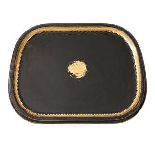 Italian Tole Tray For Sale