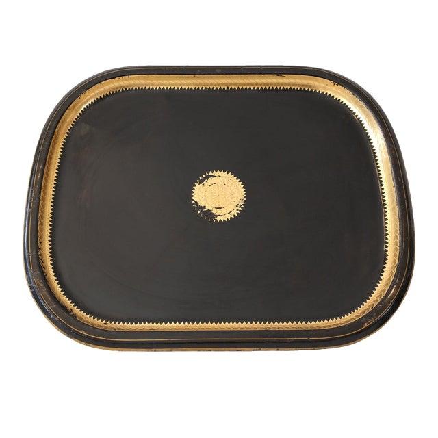 Italian Tole Tray For Sale
