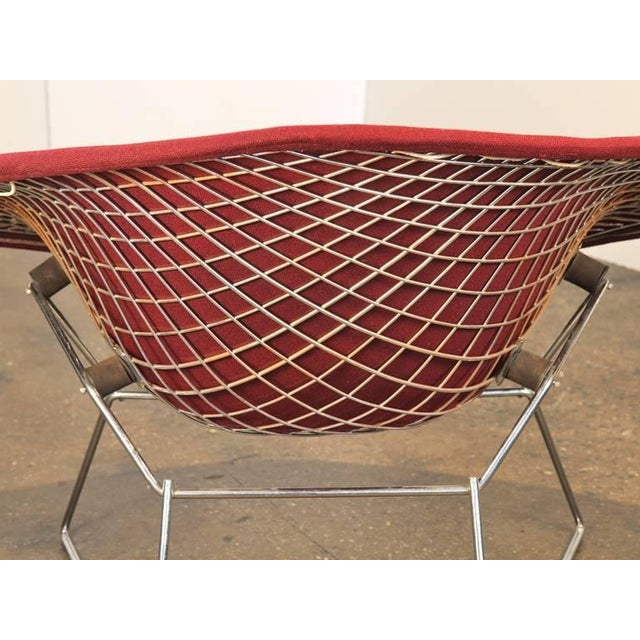 Vintage Large Bertoia Diamond Chair by Knoll - Image 5 of 10