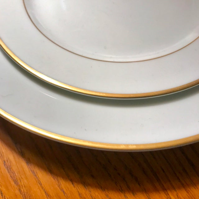 Mid-Century 1940s Noritake Goldcroft China - Set of 25 For Sale - Image 9 of 11
