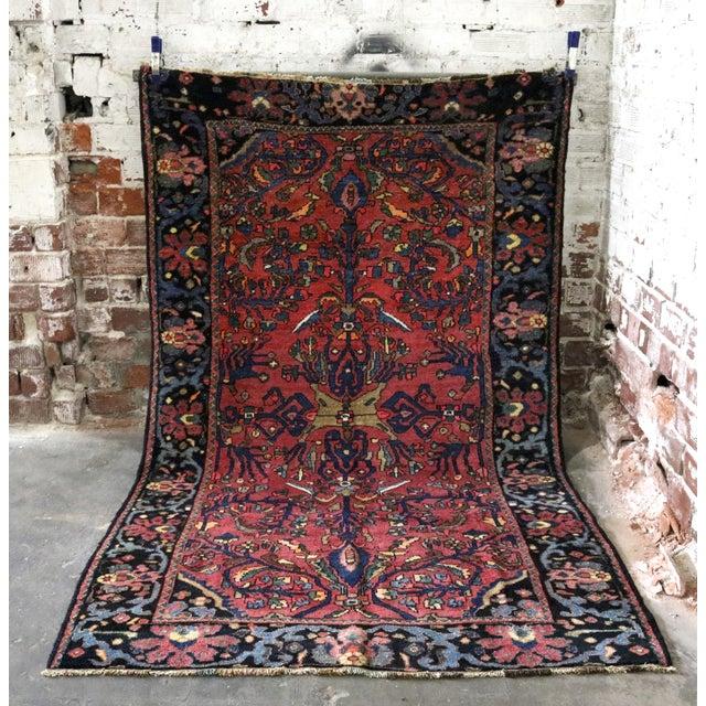 Helena Vintage Turkish Rug - 4′11″ × 8′3″ - Image 3 of 8