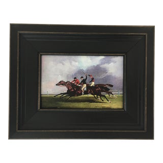 Horse Race Painting For Sale