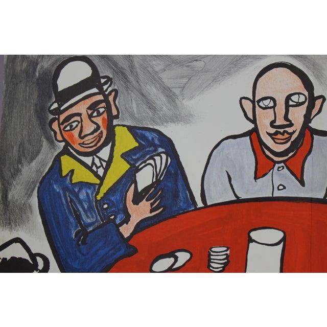 Blue Alexander Calder - Derriere Le Miroir No. 212: Book For Sale - Image 8 of 10