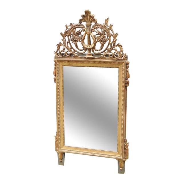Late 18th C Italian Neoclassical Mirror For Sale