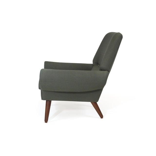 1960s Kurt Ostervig Danish Lounge Chair for Custom Upholstery For Sale - Image 5 of 8