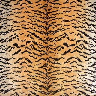 Scalamandre Tiger Sample For Sale