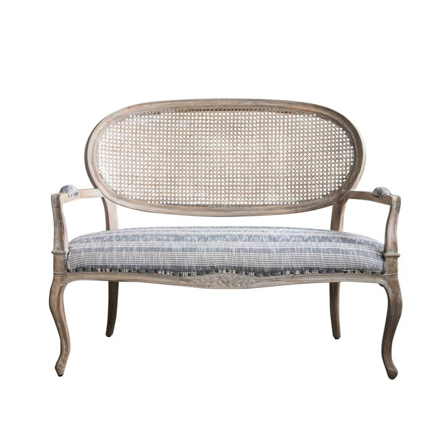 French Classic Settee For Sale