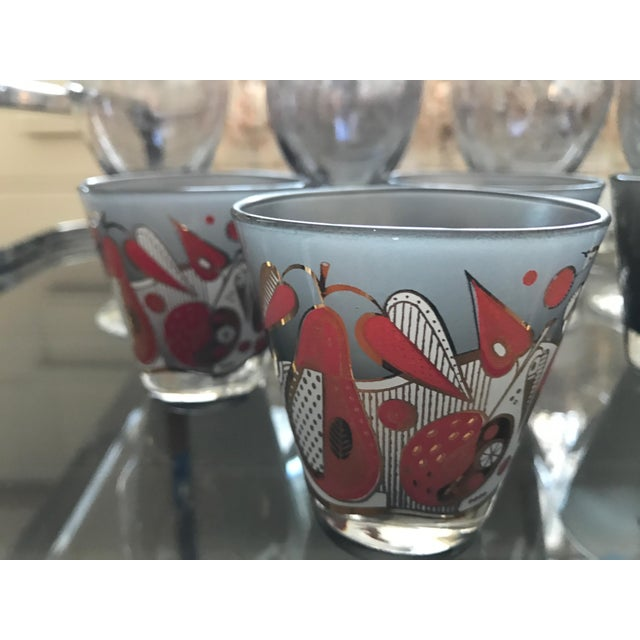 Vintage Georges Briard Double Shot Glasses - Set of 8 - Image 5 of 8