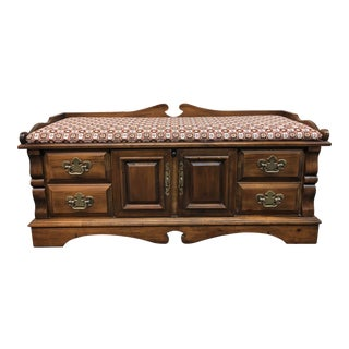 Lane Furniture Vintage Hope Chest For Sale
