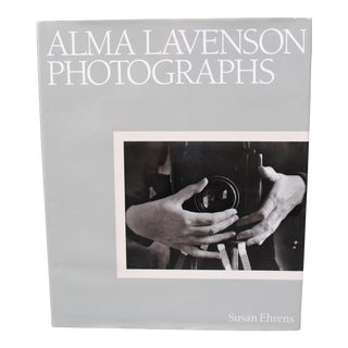 Alma Lavenson Photographs Coffee Table Book For Sale