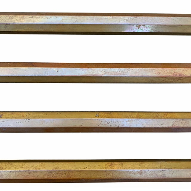Bronze Early 20th Century Bronze Handles-Set of 4 For Sale - Image 8 of 9