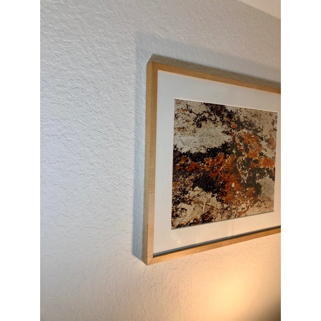 1980s Vintage Original Abstract Photograph by Willy Skigen For Sale - Image 4 of 13