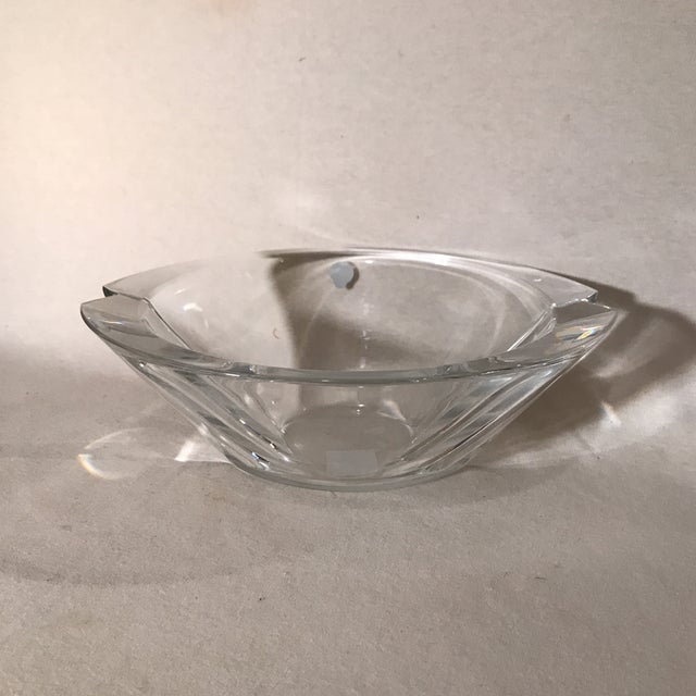 Late 20th Century Waterford Crystal Bowl For Sale - Image 5 of 5