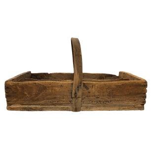Primitive American Tool Box For Sale