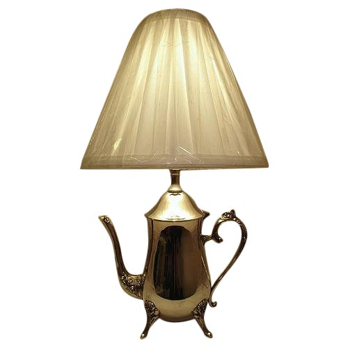 Custom Tea Pot Table Lamp - Image 4 of 4