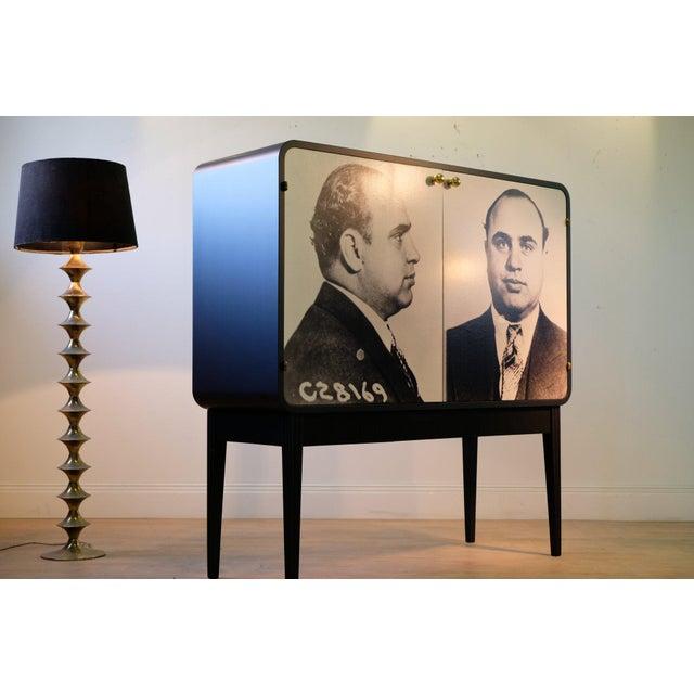 Art Deco Killer Cabinet (DaVinci Collection) For Sale - Image 3 of 5